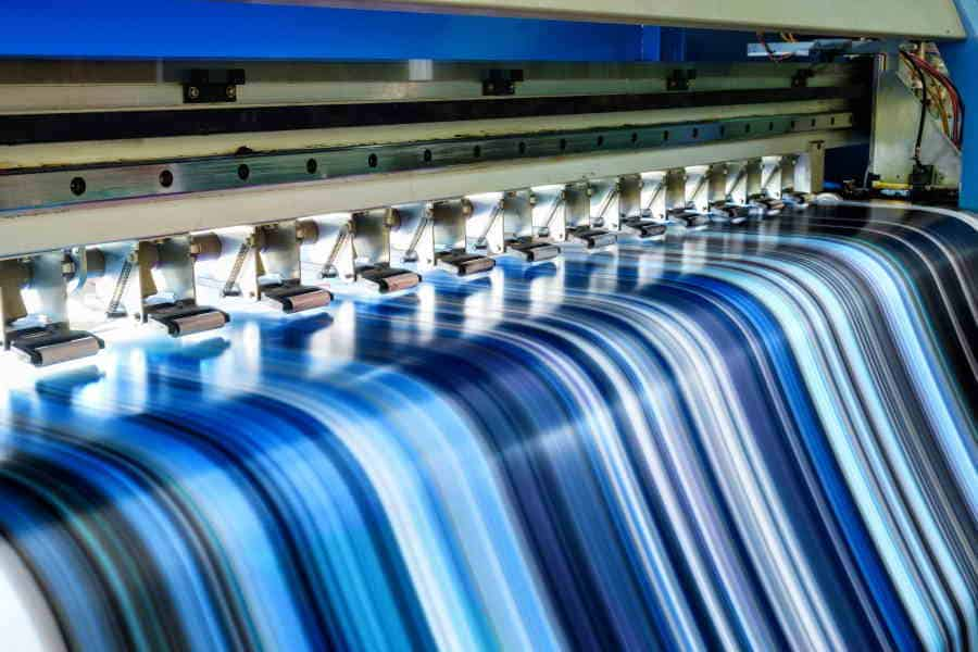 PrintVis MIS   PrintVis for commercial print   Wide format printing